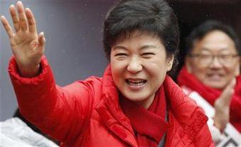 韓国初の女性大統領