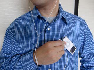 ipodヘッドフォンコード
