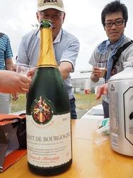 一升瓶大ワイン