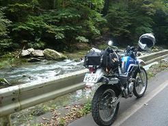 バイク梁川