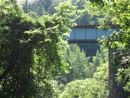 山田線高架橋