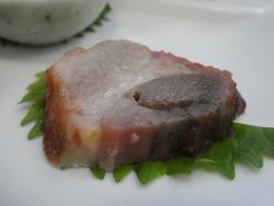 炙り焼き豚