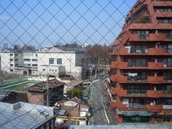 中津川城跡少しだけ