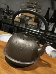 昭和40年代南部鉄器