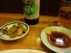 餃子ノンアルコール