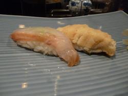 マツカワ アナゴ寿司