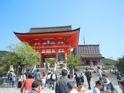 清水寺 正門