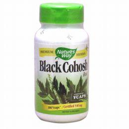 ブラックコホッシュ:100 Vキャップ【生理痛・腰痛・PMS】