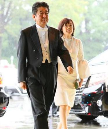 注目人物】安倍昭恵夫人、「天皇陛下・即位の儀式」で目を疑う