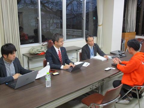 OKa-Biz秋元センター長をお招きして個別経営相談会を開催!