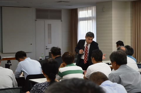 f-Biz小出宗昭氏から学ぶ中小企業支援合同セミナー