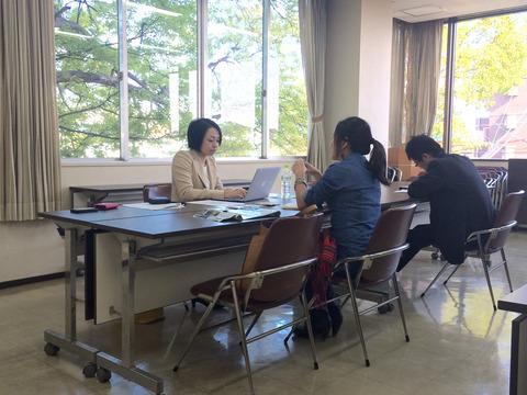 OKa-Biz高嶋副センター長による個別経営相談会を開催