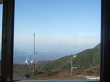 ターミナルから見える景色