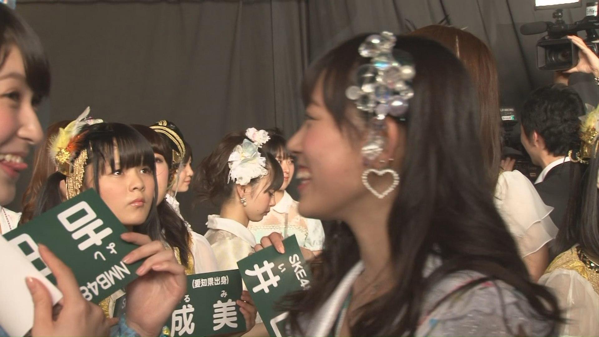 メイキング AKB48 32ndシングル選抜総選挙【AKB48スーパーフェスティバル ~ 日産スタジアム、小(ち)っちぇっ ! 小(ち)っちゃくないし !! ~(Blu,ray Disc3)】