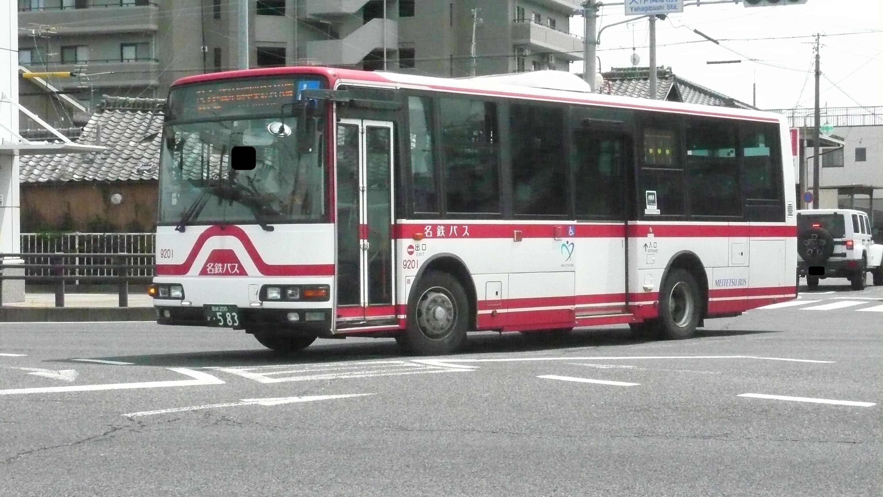 バス 名鉄