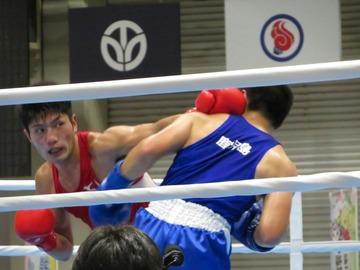 H30.10.8 ボクシング・梅村
