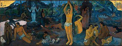 400px-Paul_Gauguin_-_D'ou_venons-nous