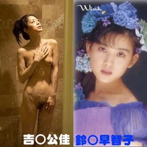 【ヌード42枚】人気だったアイドル達がAVデビューSEXまでした芸能人達だぁーwwwアイドル時代とAV裸を並べてみたぜぇーwww