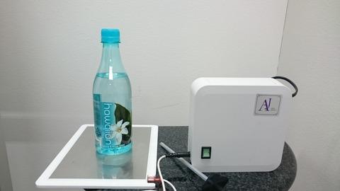 アレー電子水