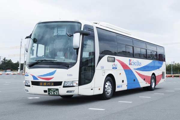 新松戸・松戸~羽田空港間の高速バス、9月1日運行開始