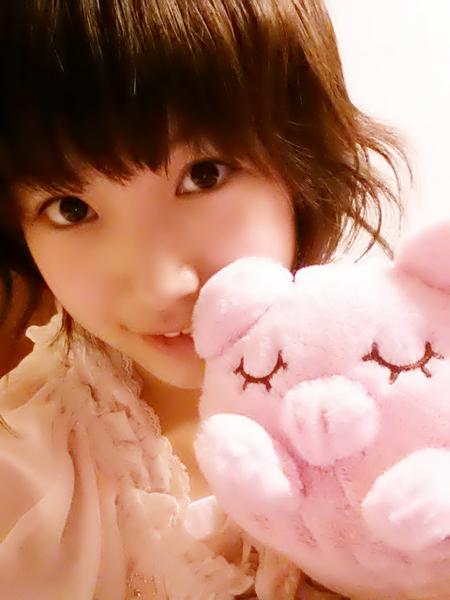 朝長美桜、ぶた