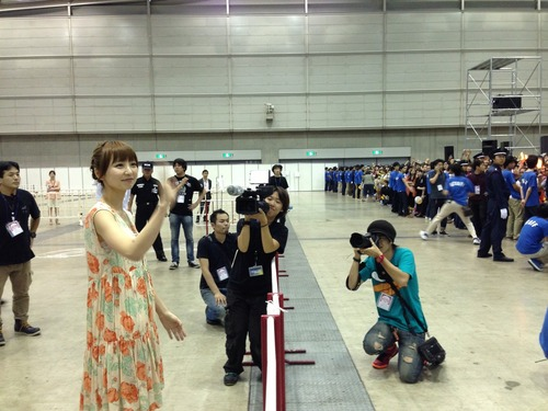 篠田麻里子、最後の握手会