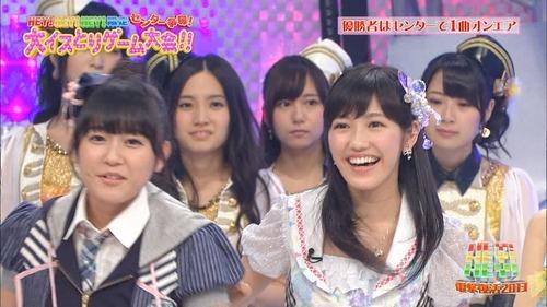 渡辺麻友、hey!2013-2