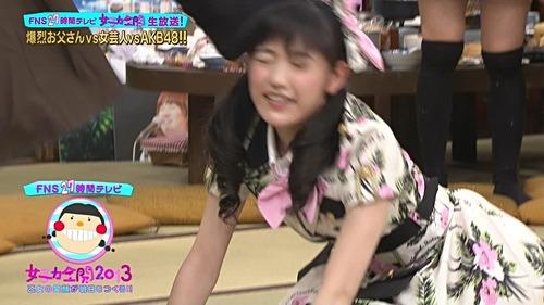 渡辺麻友、加藤に顔を蹴られる2