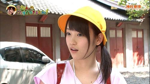 川栄李奈ひとりでできるもん黄色い帽子
