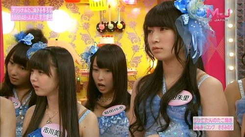 NHK-MJ-nmb48たこ焼き2