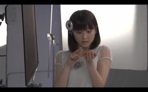 島崎遥香ぷるるんポンでリング、ミスタードーナツ3