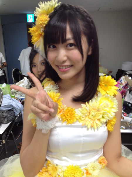 向田茉夏、ピース2