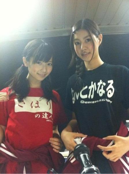 島崎遥香-tシャツ-さぼりの達人、なんとかなる