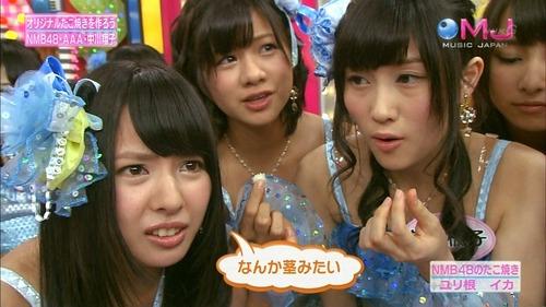 NHK-MJ-nmb48たこ焼き14