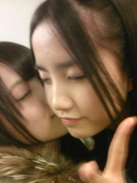 キスされるっち