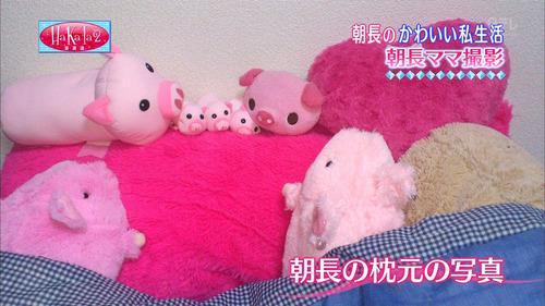 朝長美桜-ベッド枕元