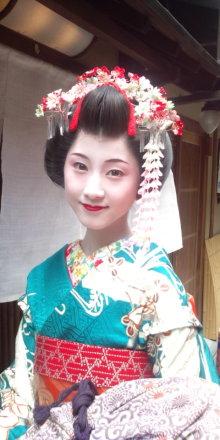 松井玲奈、舞妓