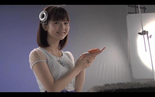 島崎遥香ぷるるんポンでリング、ミスタードーナツ2