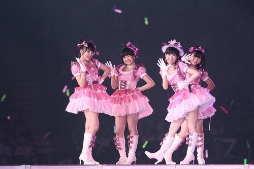 コンサート、朝長美桜、まゆゆ他