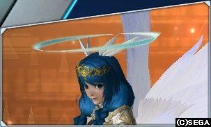 大天使なカットイン