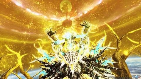 創世を謳う幻創の造神に挑戦してきました24
