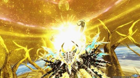創世を謳う幻創の造神に挑戦してきました25