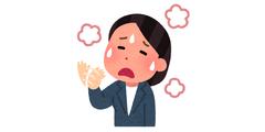 sick_atsui_businesswoman