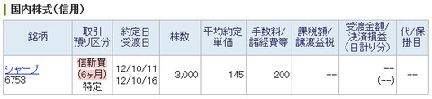 20121011_本日の約定履歴