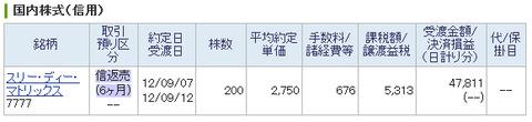 20120907_本日の約定履歴