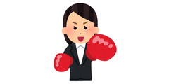 sports_boxing_businesswoman