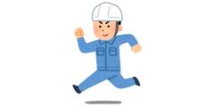 run_sagyouin_man_helmet
