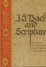 Bach and Scripture