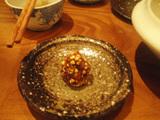 流石蕎麦味噌