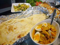 インド食卓
